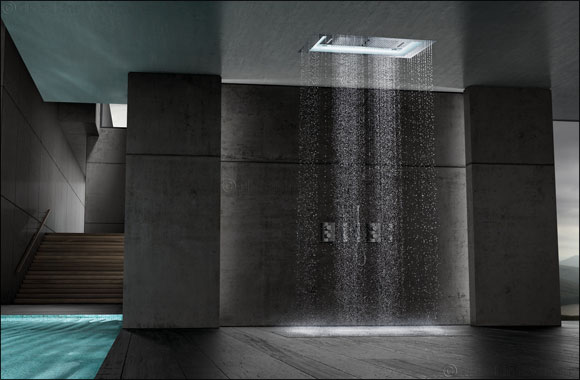 GROHE AquaSymphony: Revolutionising water enjoyment with probably the most luxurious shower in the world
