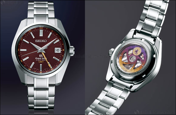 Grand Seiko Limited Edition makes an exquisite gift for Valentine's Day