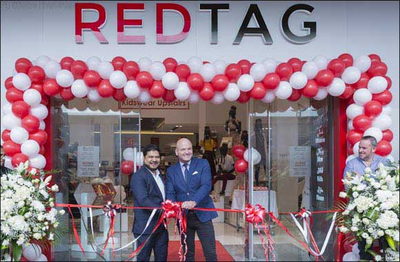 REDTAG Opens New Store in the UAE in Al Wahda, Sharjah