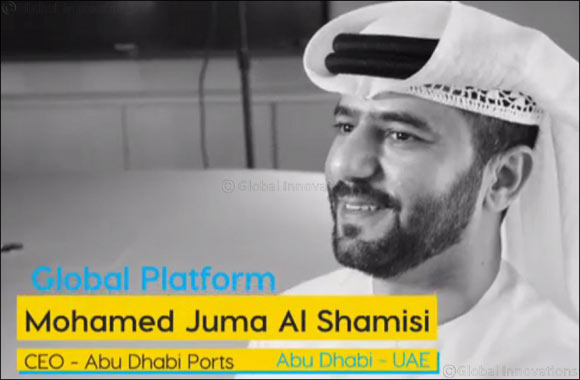 World-class Port infrastructure a key driver in Free Zone development, Mohamed Juma Al Shamisi, CEO of Abu Dhabi Ports, tells Global Platform