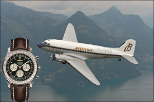 Legendary Breitling DC-3 aircraft to visit Middle East during record-breaking world tour