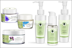 Give Your Dry Skin a Healing Touch This Winter! by Organic Harvest