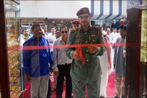 Mona Jewellers inaugurates outlet at Al Ma'aredh Gold Souk, Ras Al Khaimah