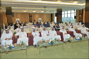 Different activities colour 2nd Dubai Customs Week on its 2nd day