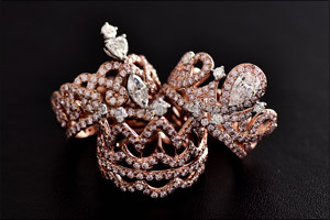 Open Up To Love This Valentine's Day with the DPINK Collection from Dhamani 1969