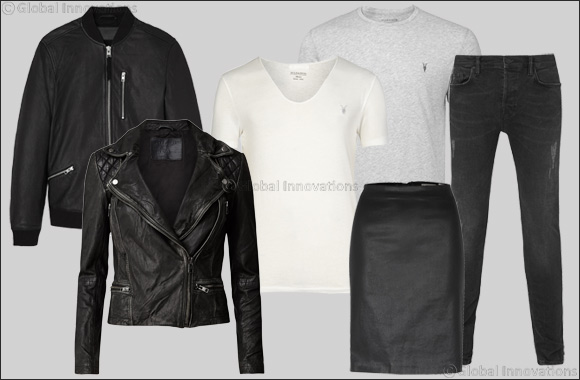 AllSaints: Keeping It Classic