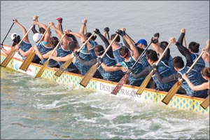 Dubai Properties Title Sponsor of the world's fastest growing watersport, �Dragon Boat Festival' at  ...