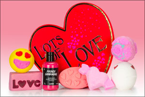Valentine's Day Collection 2017: All You Need is Lush!