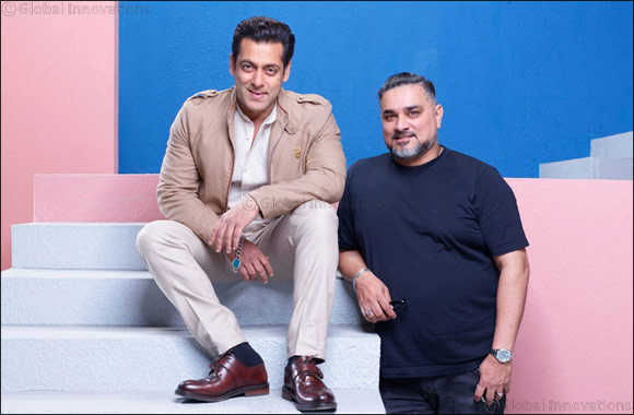Behind the Scenes with Salman Khan, the Splash Brand ambassador and Raza Beig, CEO, Splash & iconic , director LMG