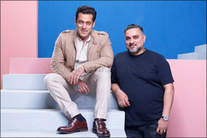 Behind the Scenes with Salman Khan, the Splash Brand ambassador and Raza Beig, CEO, Splash & iconic  ...