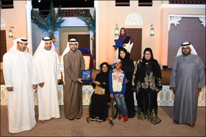 Dialogues and live dog shows color 4th day of 2nd Dubai Customs Week