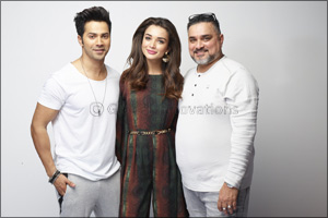 ICONIC wraps up Summer'17 campaign shoot with Varun Dhawan and Amy Jackson
