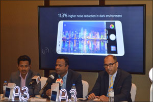LAVA International launches LAVA A3 smartphone as UAE telecom revenue reach Dh31.9 billion with mobi ...
