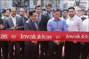 Joyalukkas is back in Vizag with a bigger, better jewellery shopping experience