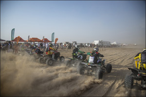 Dubai International Baja Gives UAE New Place at Top In Cross Country Rallying World
