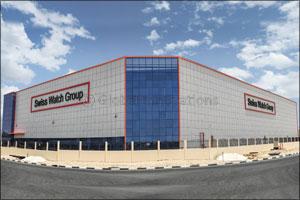 Swiss Watch Group inaugurates 10,000 sq m logistics facility at Dubai South