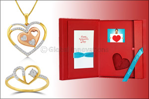 Celebrate your Love this Valentine's Day with Jewel Corner Collection and Video-enabled gift box