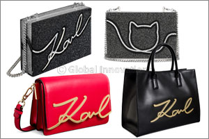 KARL LAGERFELD Introduces �Signature�, an Iconic New Handbag Collection for 2017