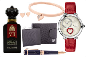 Paris Gallery Say �Happy Valentine's Day' with gifts they will surely love!