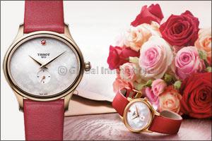 Valentine's Day 2017 Tissot Bella Ora - It's time to declare your love