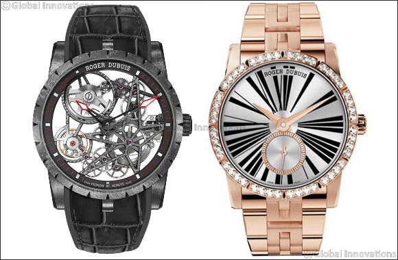 Roger Dubuis presents extraordinary gift ideas for Valentine's Day