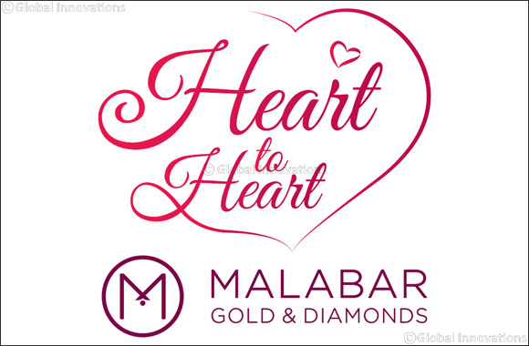Malabar Gold & Diamonds unveils 'Heart to Heart'jewellery collection to celebrate the season of love