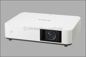 Sony's cost-effective and compact laser projectors deliver stunning brightness to the education and  ...