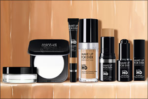 MAKE UP FOR EVER takes its Ultra HD Range one step further