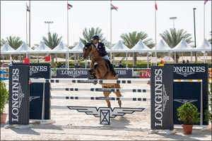 Dubai Showjumping Championship marks another successful year of thrilling equestrian fans