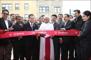 Joyalukkas opened 3rd Showroom in USA at Chicago