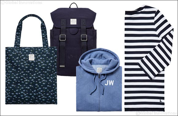 Jack Wills Launches New Spring Collection for 2017