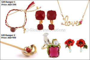 Les N�r�ides Jewellery Celebrates Love this Valentine's Day