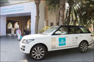 World Government Summit Announces Al Tayer Motors Exclusive Automotive Partner for the Fourth Consec ...