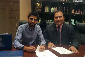 Skyline University College (SUC) Signed an MOU with Cool & Cool