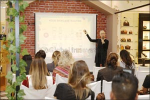 TRYANO hosted Kiehl's exclusive skincare master class