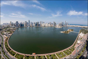 Sharjah Named in Top Ten Global Cities of the Future Survey