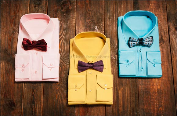 Surprise your man this Valentine's day with a custom made shirt by Stallion Bespoke