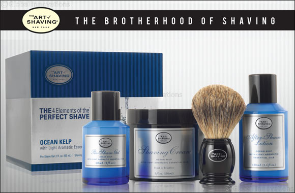 Win AED 1000 Gift Vouchers With The Art Of Shaving at Paris Gallery