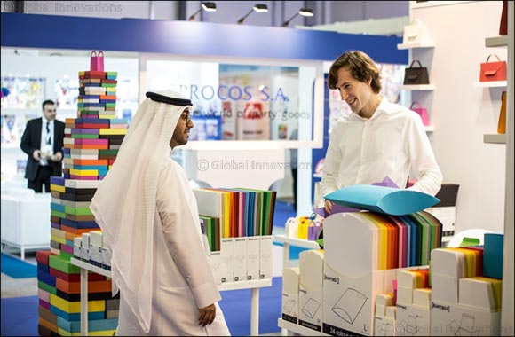 Global suppliers of stationery and office suppliers target emerging Middle East and African markets