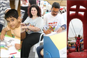 Al Noor - Samsung Hope For Children Family Fun Fair: A Fun Packed Weekend For The Family