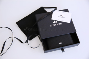 Roderer launches bespoke Trophy line in Dubai