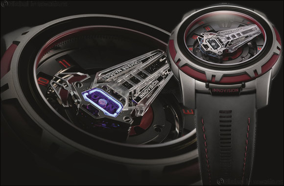 Ulysse Nardin InnoVision 2: undisputed pioneer of innovations in timekeeping