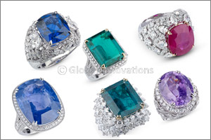 Mouawad - Royale Rings: Masterpieces Fit for a Queen