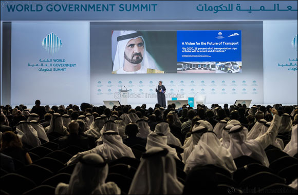 Al Tayer: Mohammed bin Rashid's vision transforms Dubai into a global driverless mobility leader by 2030