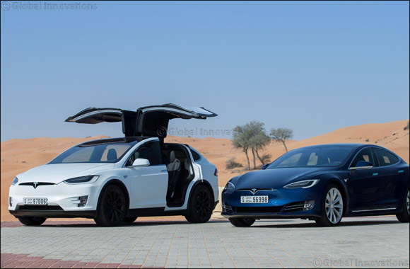 Tesla Launches in the UAE with Model S and Model X