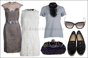 Embrace the Lace Trend with The Luxury Closet