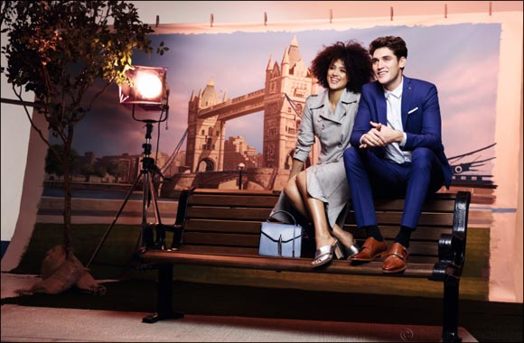 Start a love affair with DUNE LONDON - Dune London SS17