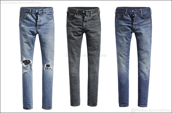Introducing The Levi's® 501® Skinny