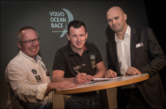 GAC Pindar returns as official logistics provider for Volvo Ocean Race