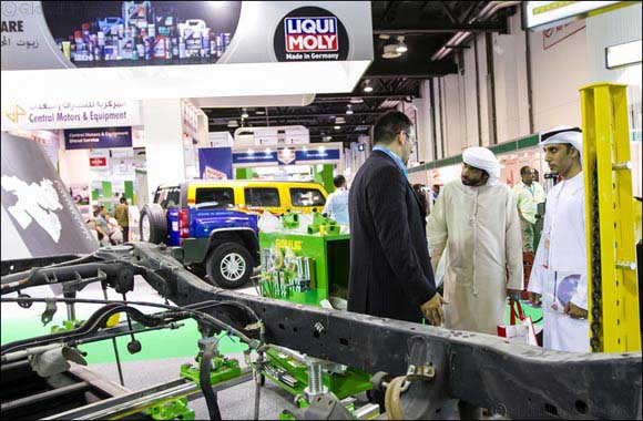 Global auto aftermarket players turn to Automechanika Dubai 2017 amid upward trend of Mid-East vehicle sales, spare parts demand